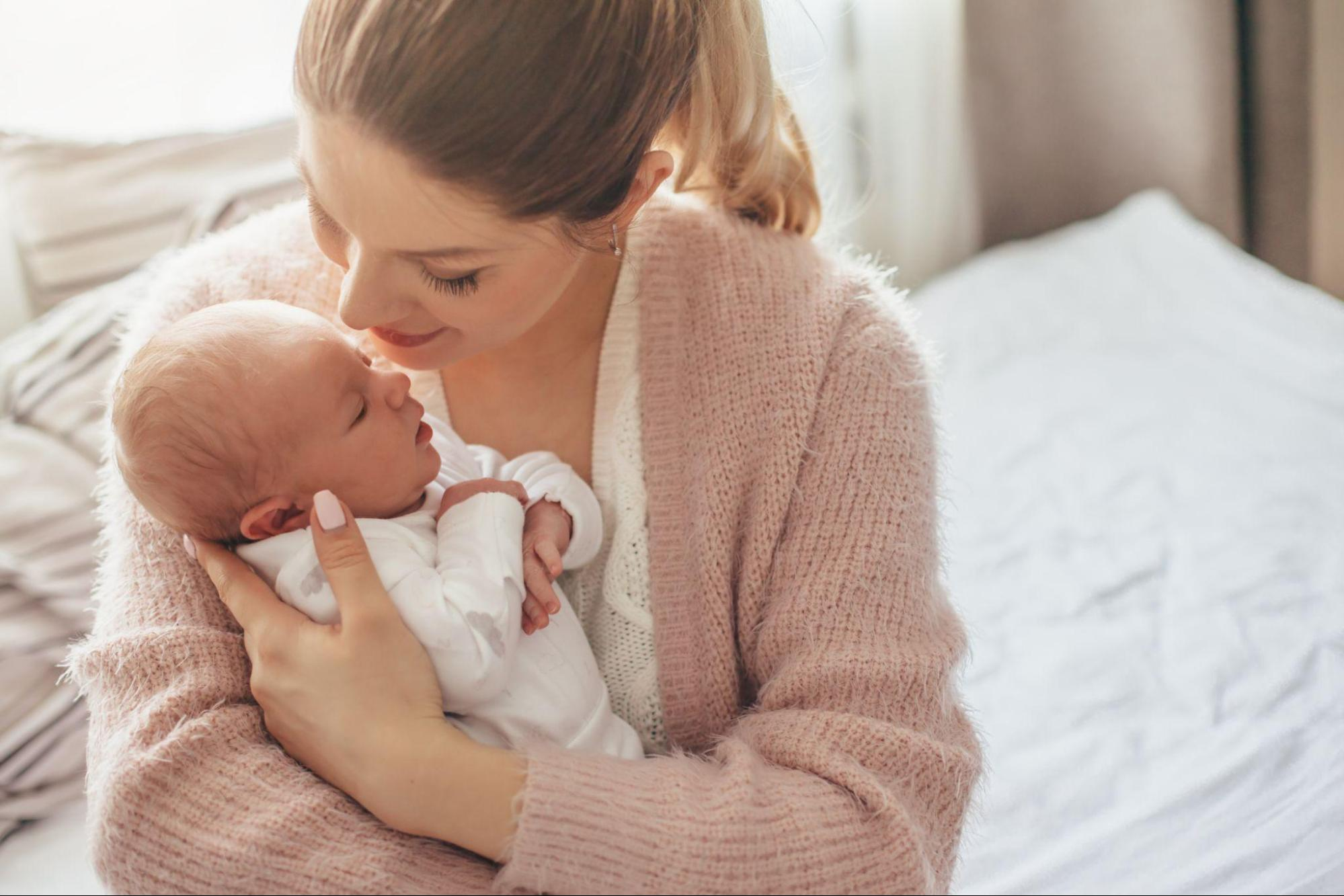 5 tips on how to keep your newborn healthy