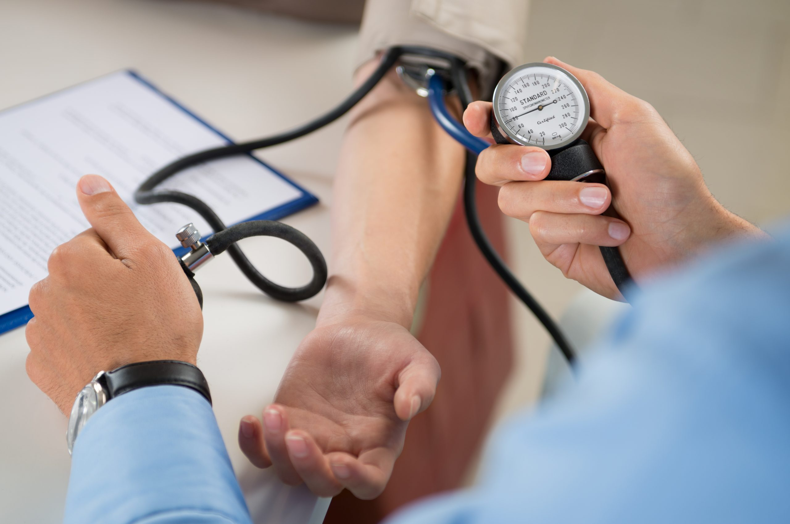 Why you need regular health screenings from 40