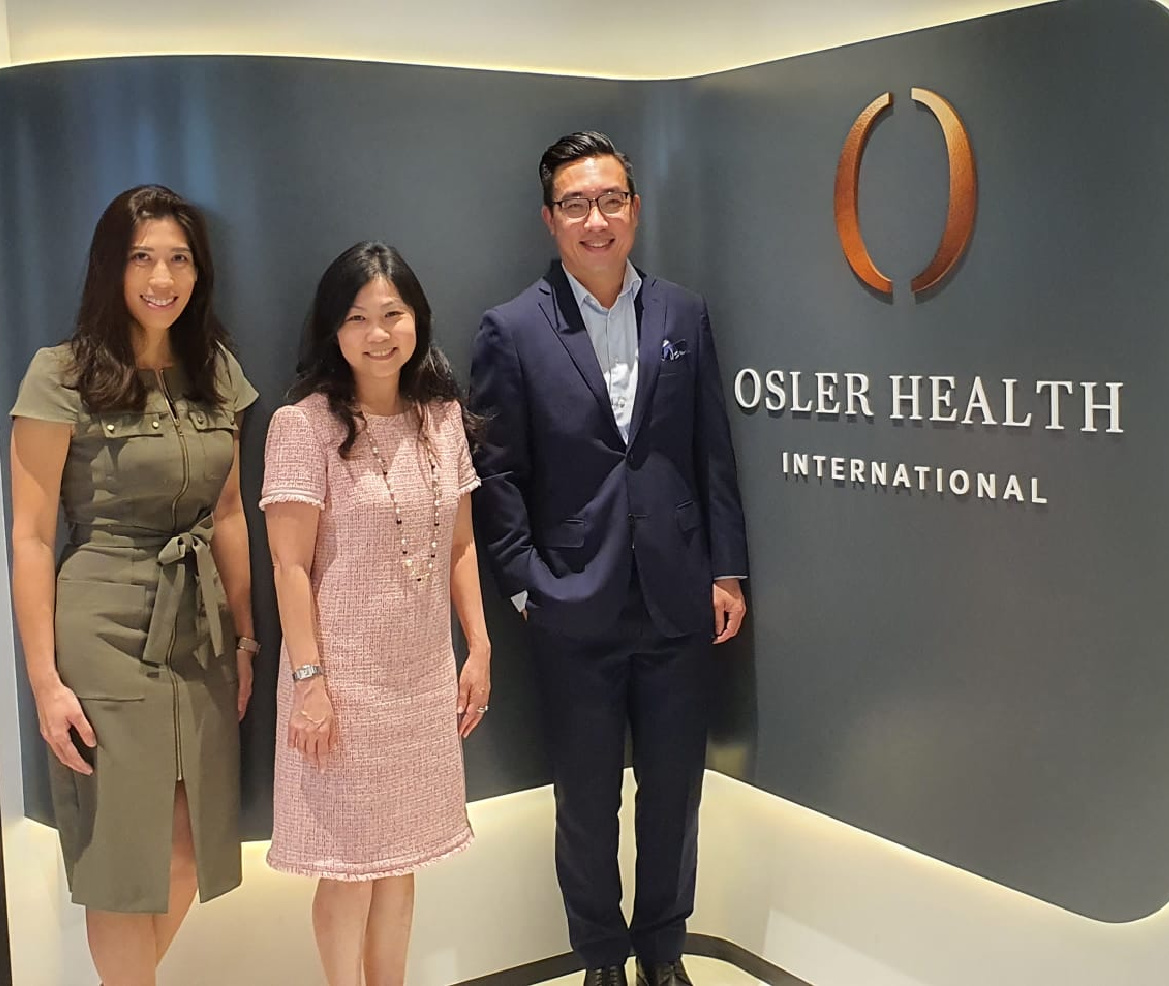 Eureka Investment group and osler health